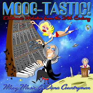 Moog-Tastic! cover